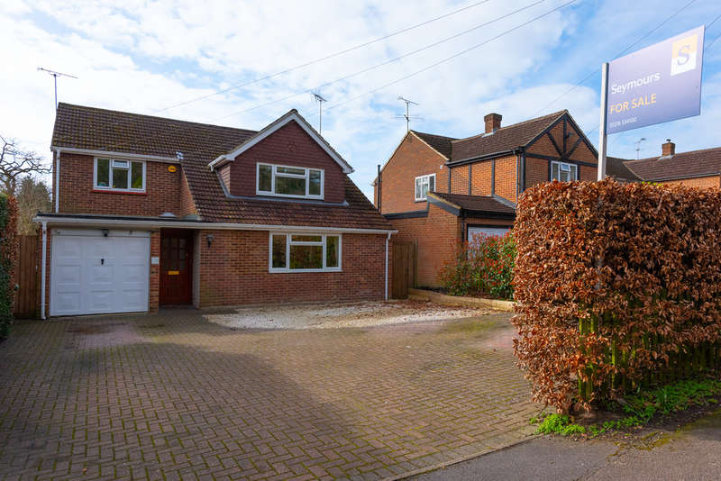 4 Bedrooms Detached House for sale in Harts Leap Road, Sandhurst