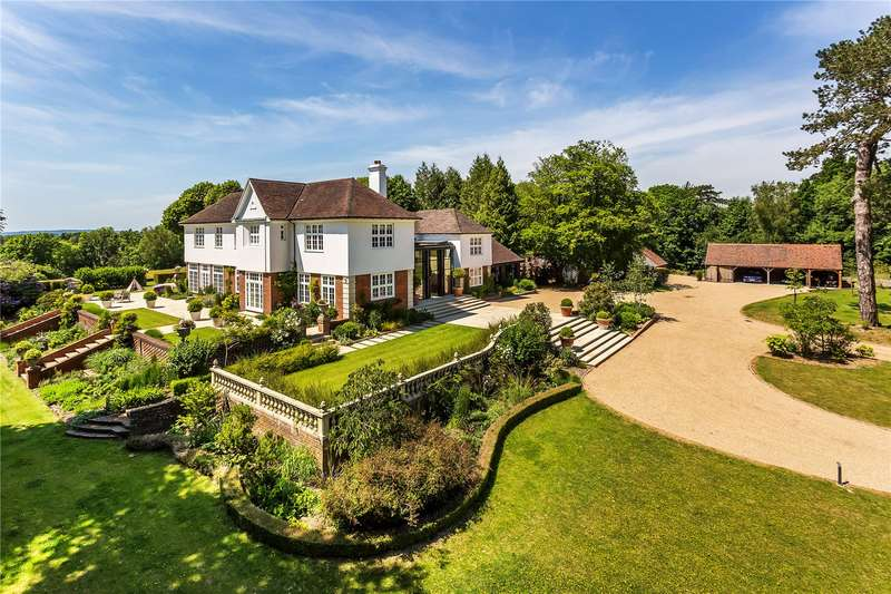 7 Bedrooms Detached House for sale in Best Beech Hill, Wadhurst, East Sussex, TN5