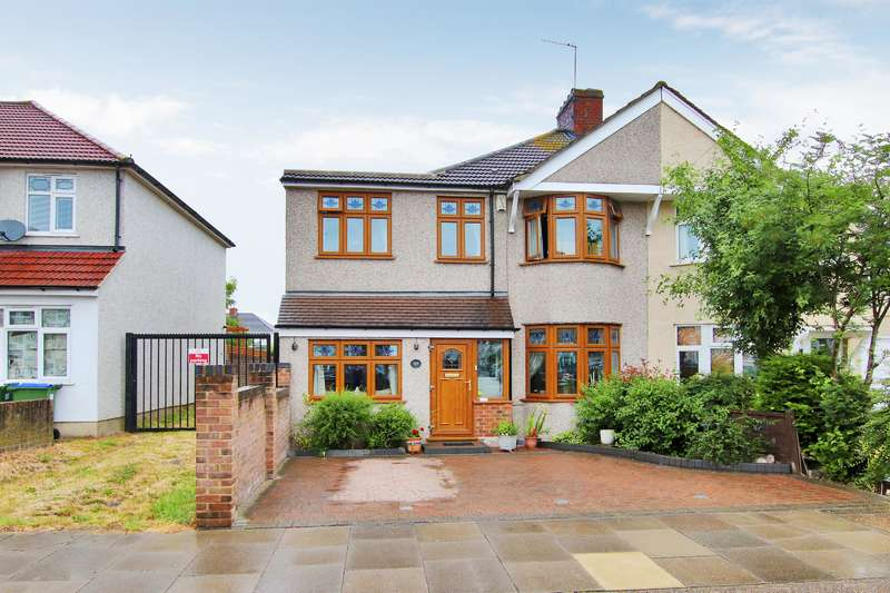 5 Bedrooms Semi Detached House for sale in Northumberland Avenue, Welling, Kent, DA16 2PY