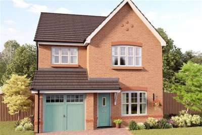 4 Bedrooms House for rent in 17 Trem Rhaeadr, Dyserth - Plot 26