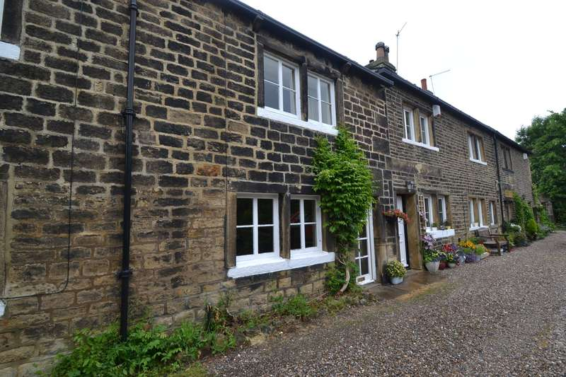 2 Bedrooms Cottage House for sale in Park Place, Thackley,