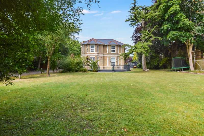 10 Bedrooms Detached House for sale in Dean Park, Bournemouth, Dorset, BH1