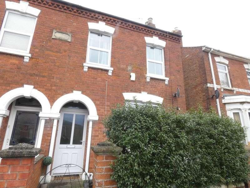 2 Bedrooms Semi Detached House for sale in Honyatt Road, Gloucester GL1