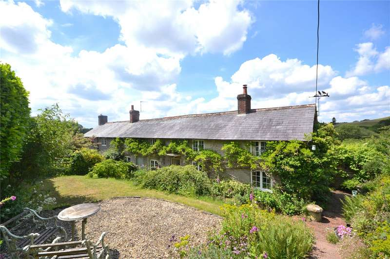 5 Bedrooms Detached House for sale in Foots Hill, Cann, Shaftesbury, SP7