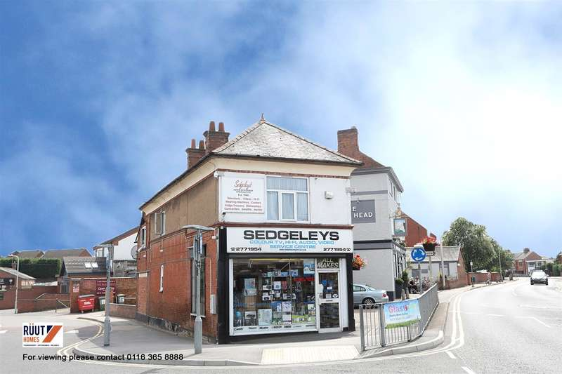3 Bedrooms Detached House for sale in Lutterworth Road, Blaby