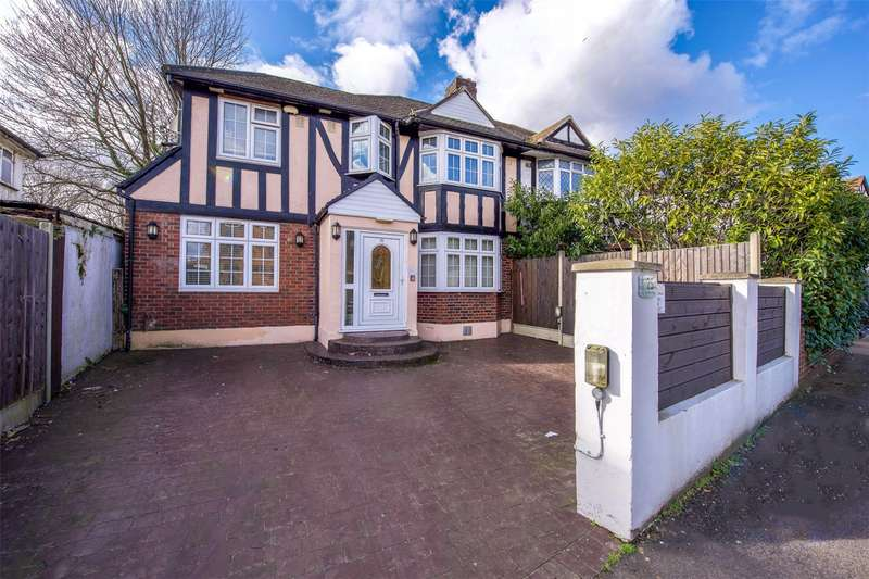 7 Bedrooms Semi Detached House for sale in Beverley Way, London, SW20