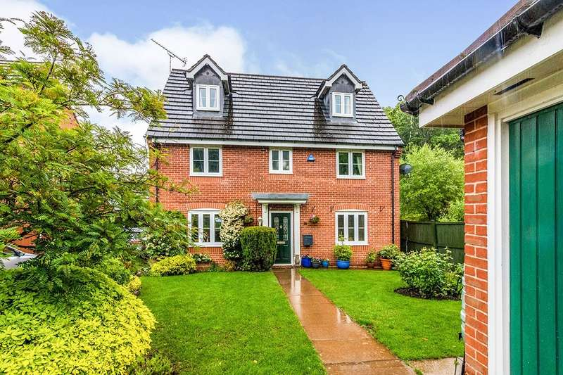 5 Bedrooms Detached House for sale in Westwood Close, Sheffield, South Yorkshire, S6