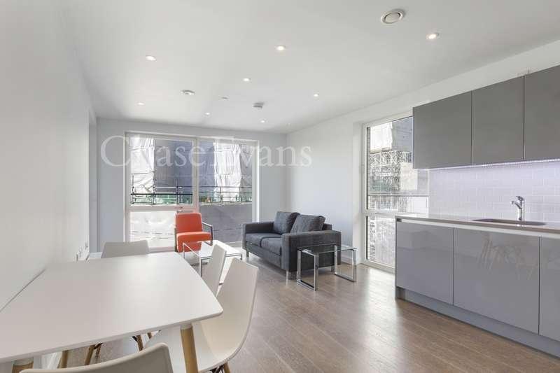 1 Bedroom Apartment Flat for sale in Elephant Park, Elephant & Castle, London SE17