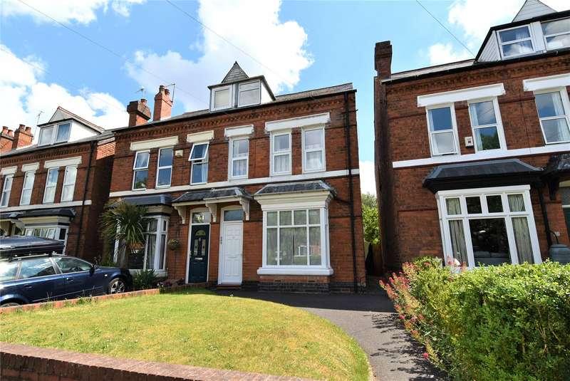 5 Bedrooms Semi Detached House for sale in Station Road, Kings Norton, Birmingham, West Midlands, B30