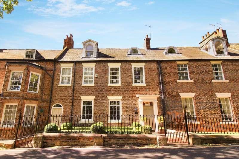 5 Bedrooms Terraced House for sale in Westoe Village, South Shields