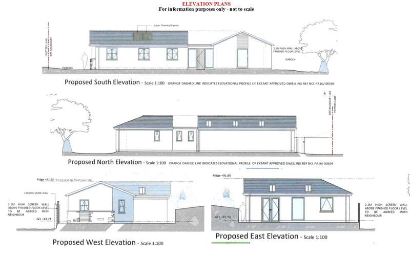 3 Bedrooms Plot Commercial for sale in Potters Lane, Boscastle, Cornwall, PL35