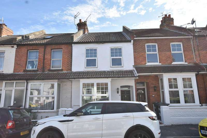 3 Bedrooms Terraced House for sale in Albion Road, Eastbourne