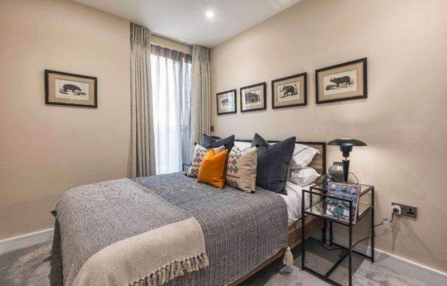 2 Bedrooms Flat for sale in 97 137 Hackney Road, Shoreditch, London, E2