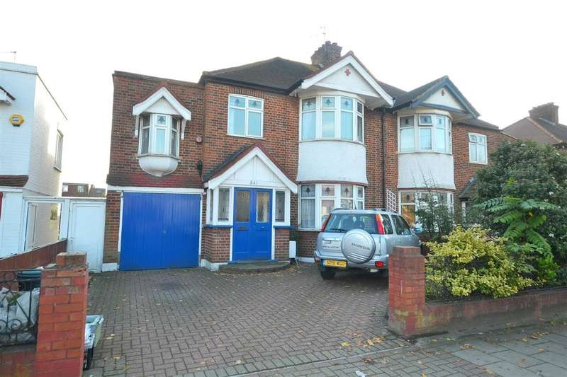 4 Bedrooms Semi Detached House for sale in Great West Road, Isleworth