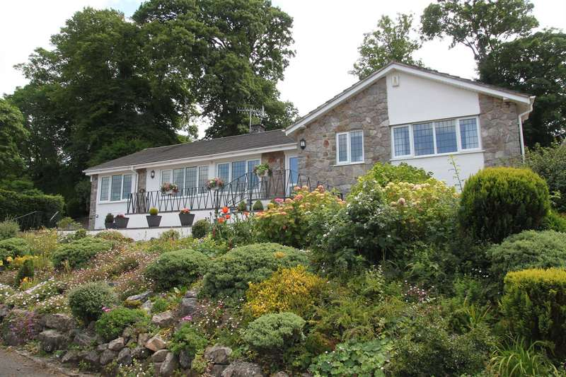 3 Bedrooms Detached Bungalow for sale in Grange Close, Uphill, Weston Super Mare