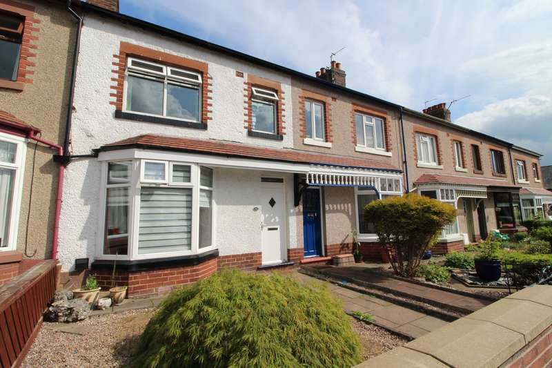 3 Bedrooms Terraced House for sale in Croft Avenue, Penrith, CA11