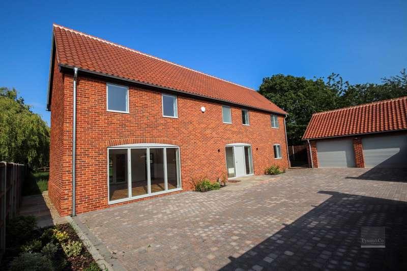 5 Bedrooms Detached House for sale in Hemblington