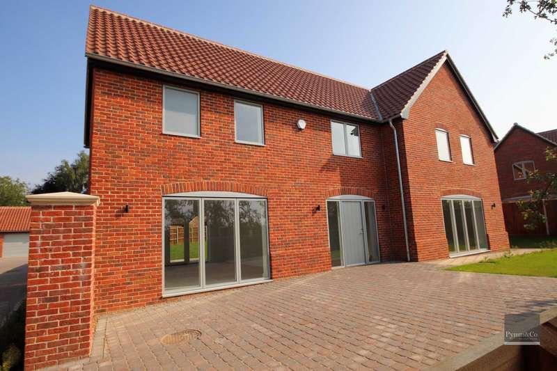 4 Bedrooms Detached House for sale in Hemblington