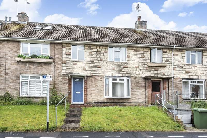 3 Bedrooms Terraced House for sale in Firmstone Road, Winchester