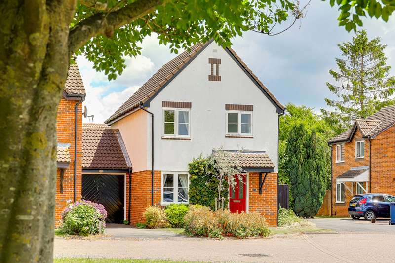 3 Bedrooms Link Detached House for sale in Armingford Crescent, Melbourn, SG8
