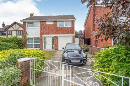 4 Bedrooms Detached House for sale in Netherton Green, Bootle, Merseyside, L30