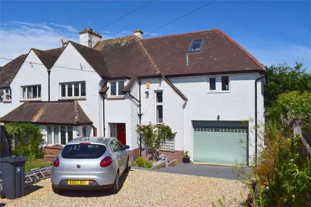 4 Bedrooms Semi Detached House for sale in Budleigh Salterton, Devon