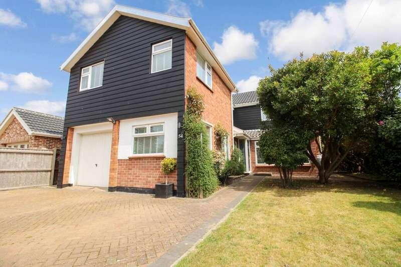 4 Bedrooms Detached House for sale in Corton Road, Lowestoft, NR32