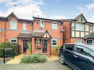 2 Bedrooms Town House for sale in Ryder Road, Leicester