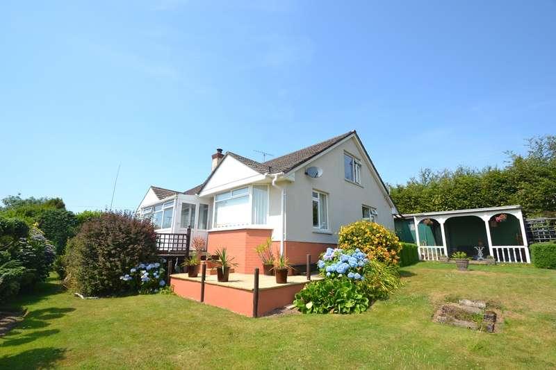 4 Bedrooms Detached Bungalow for sale in Kentisbury, Barnstaple , EX31