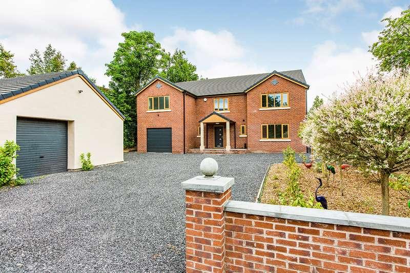 6 Bedrooms Detached House for sale in Highgate Close, Fulwood, Preston, Lancashire, PR2