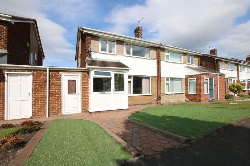 3 Bedrooms Semi Detached House for sale in Hedworth Lane, Jarrow, NE32