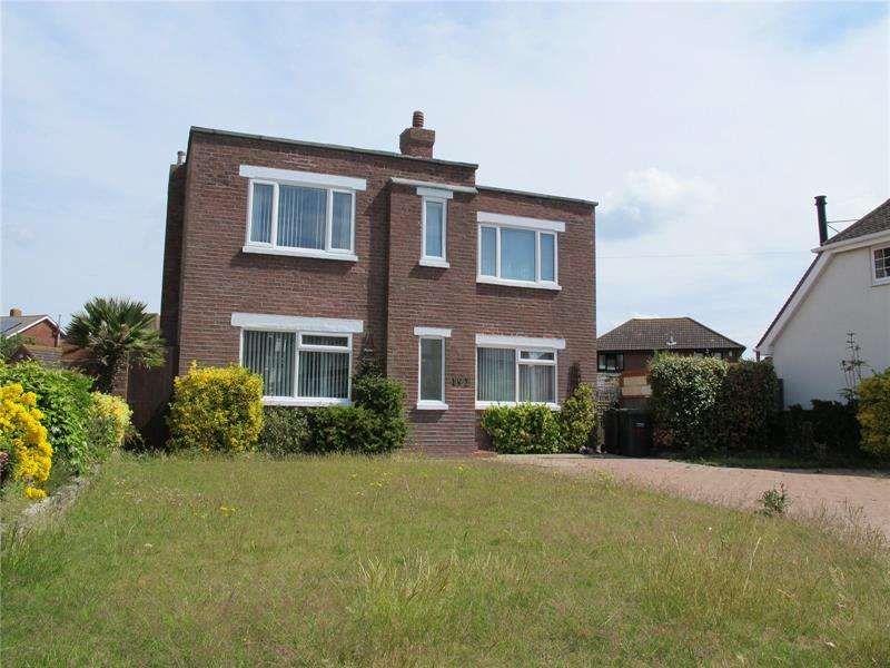 4 Bedrooms Detached House for sale in Portsmouth Road, Lee On The Solent, Hampshire, PO13