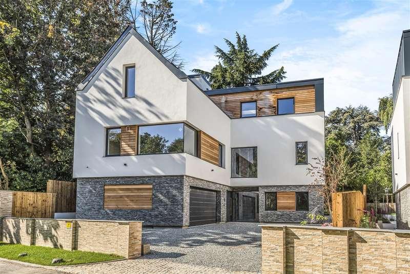 6 Bedrooms Detached House for sale in The Warren, Radlett