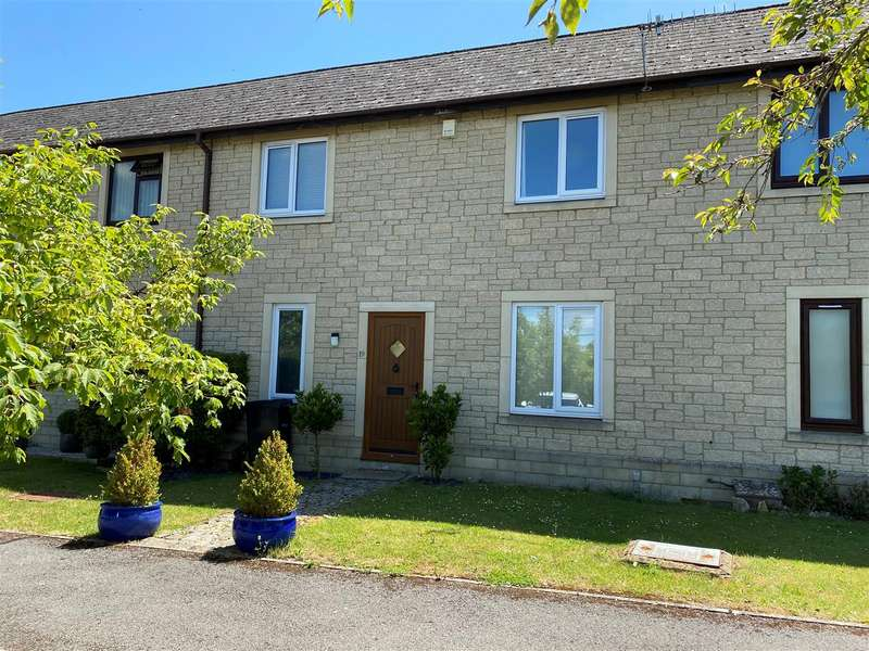3 Bedrooms Terraced House for sale in Oldbury Prior, Calne
