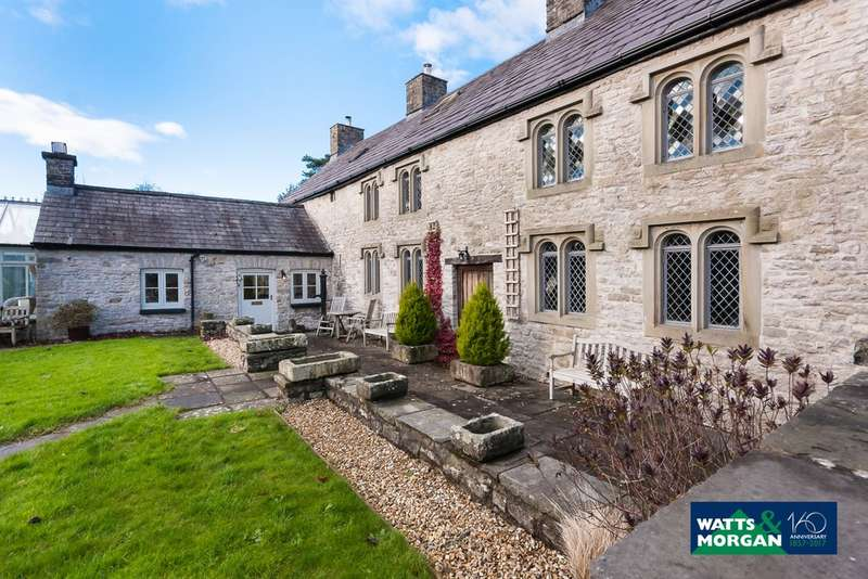 4 Bedrooms Detached House for sale in St Hilary, Near Cowbridge, Vale Of Glamorgan, CF71 7DP