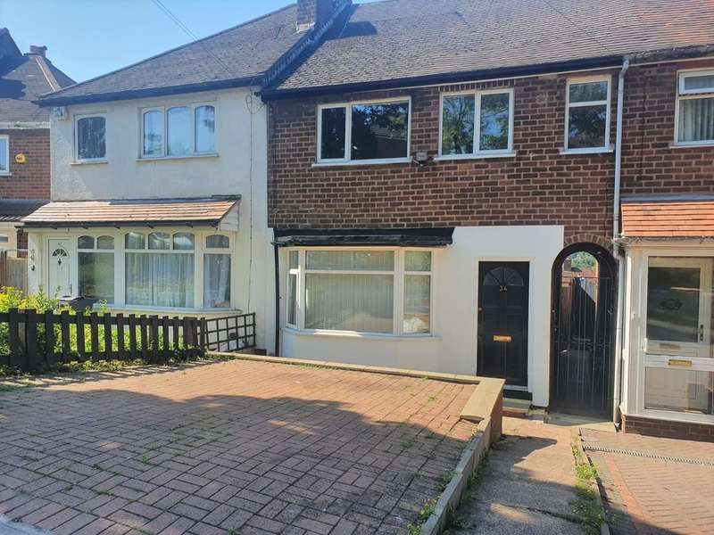3 Bedrooms Semi Detached House for rent in Carmodale Avenue, Great Barr, B42