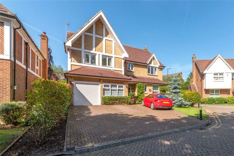 5 Bedrooms Detached House for sale in Partridge Close, Stanmore, HA7