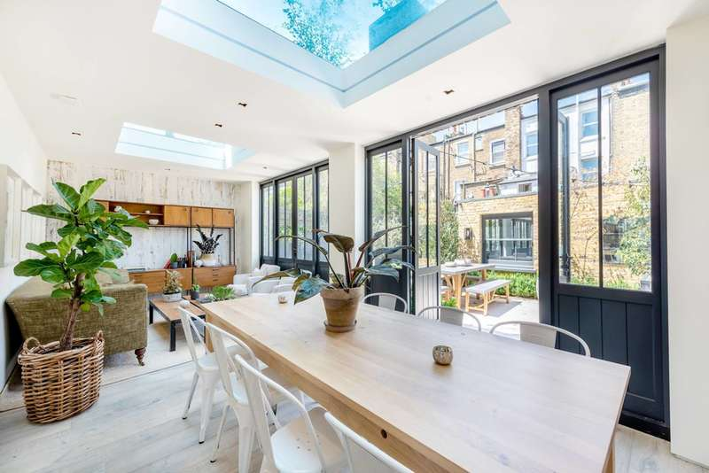4 Bedrooms House for sale in Walham Grove, Fulham Broadway, SW6