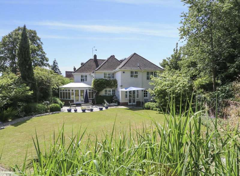 4 Bedrooms Detached House for sale in Whitchurch On Thames, Oxfordshire