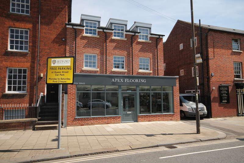 2 Bedrooms Apartment Flat for sale in Flat B, 121 Tavistock Street, Bedford, MK40