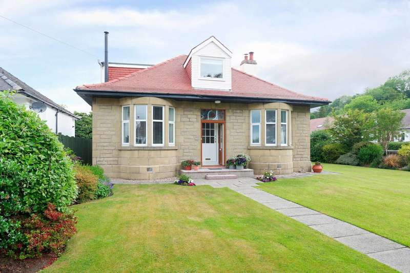 4 Bedrooms Bungalow for sale in Montgomerie Avenue, Fairlie, North Ayrshire, KA29 0EE