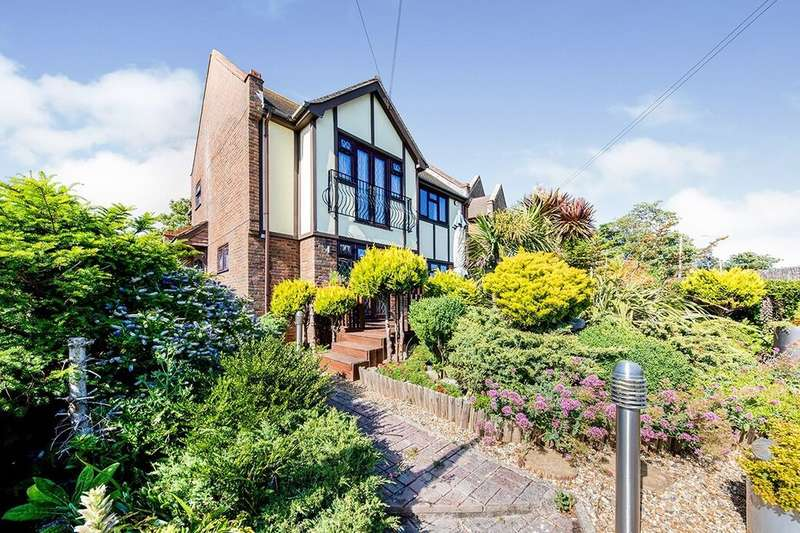 4 Bedrooms Detached House for sale in Pegwell Road, Ramsgate, CT11