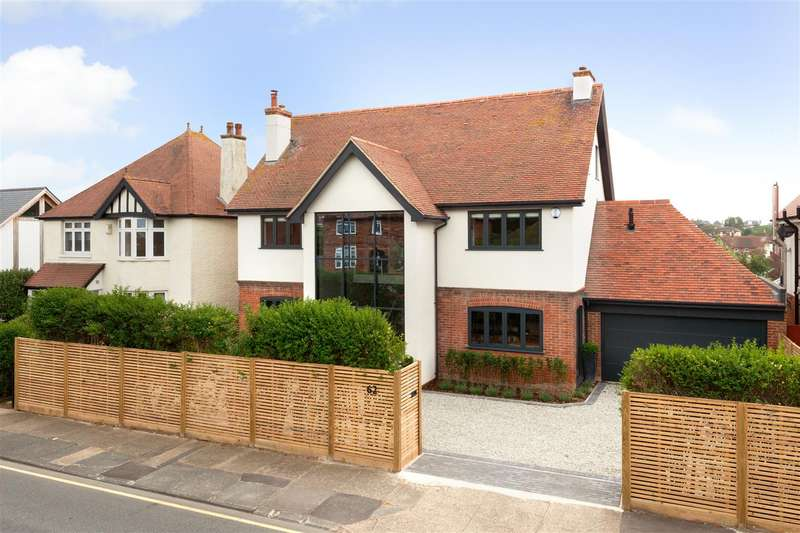 5 Bedrooms Detached House for sale in Tankerton Road, Tankerton, Whitstable