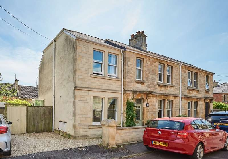 4 Bedrooms Semi Detached House for sale in Hastings Road, Corsham