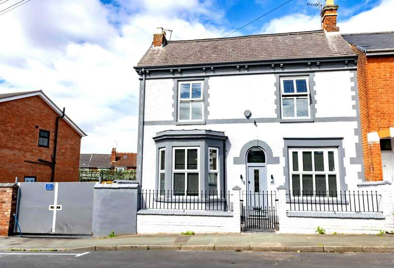 4 Bedrooms End Of Terrace House for sale in Newbridge Street Wolverhampton WV6 0EQ