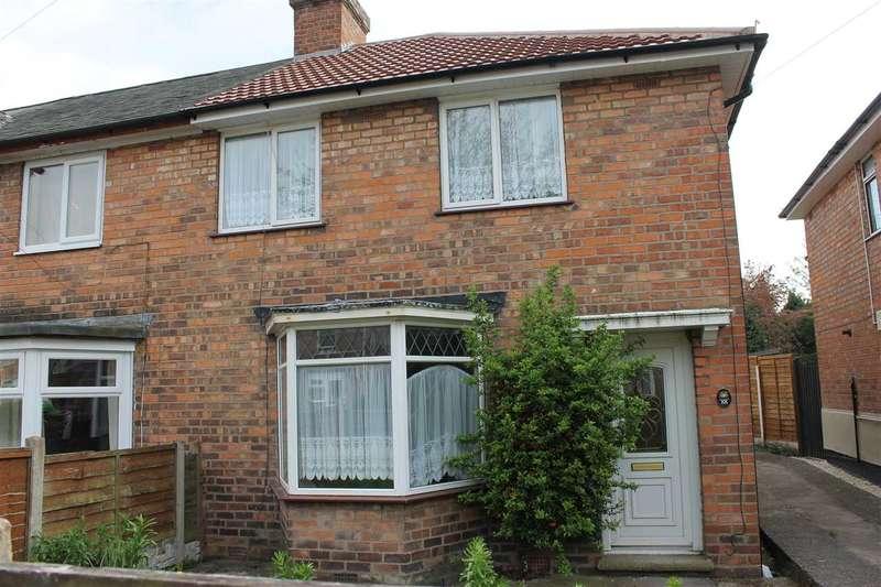 3 Bedrooms Semi Detached House for rent in Hornsey Road, Kingstanding, Birmingham