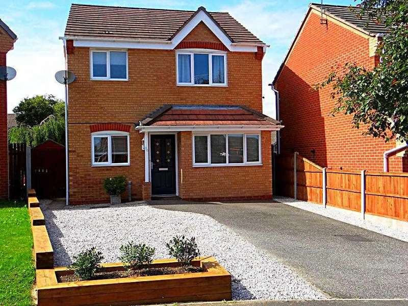 3 Bedrooms House for sale in Ashton Road, Chesterfield
