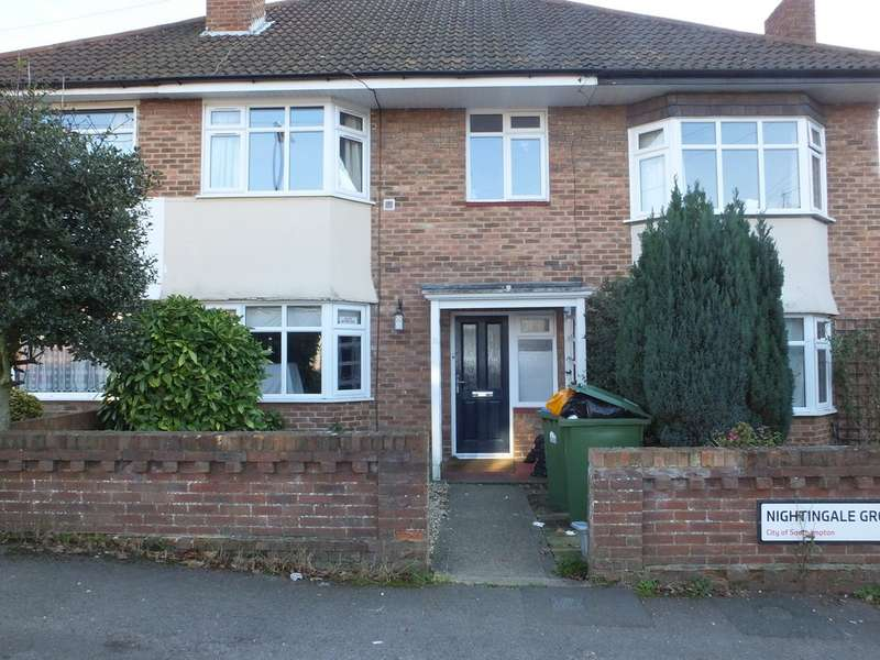 3 Bedrooms Semi Detached House for rent in Shirley, Southampton SO15