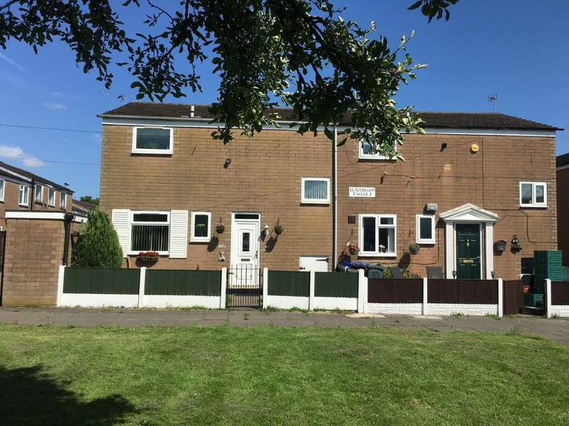 3 Bedrooms Semi Detached House for sale in Claverham Walk, Manchester, M23