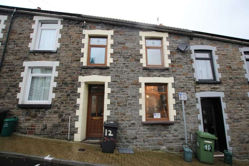 4 Bedrooms Terraced House for sale in James Street, Mountain Ash